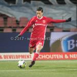 12-01-2018: Voetbal: FC Den Bosch v Almere City FC: Den Bosch Anass Ahannach (Almere City FC) Jupiler League 2017 / 2018