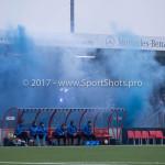 13-01-2018: Voetbal: Jong Almere City v Spakenburg: Almere 3de divisie zaterdag 2017 / 2018