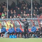 13-01-2018: Voetbal: Jong Almere City v Spakenburg: Almere John de Wolf - Hoofdtrainer (SV Spakenburg) 3de divisie zaterdag 2017 / 2018