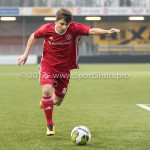 13-01-2018: Voetbal: Jong Almere City v Spakenburg: Almere Charlie Telfer (Jong Almere City FC) 3de divisie zaterdag 2017 / 2018