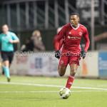 19-01-2018: Voetbal: Almere City FC v NEC: Almere Arsenio Valpoort (Almere City FC) Jupiler League 2017 / 2018