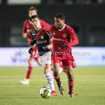 19-01-2018: Voetbal: Almere City FC v NEC: Almere Jerge Hoefdraad (Almere City FC) Jupiler League 2017 / 2018