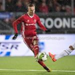 19-01-2018: Voetbal: Almere City FC v NEC: Almere Silvester van de Water (Almere City FC) Jupiler League 2017 / 2018