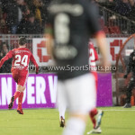 19-01-2018: Voetbal: Almere City FC v NEC: Almere Anass Ahannach (Almere City FC) 2-0 Jupiler League 2017 / 2018