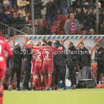 19-01-2018: Voetbal: Almere City FC v NEC: Almere Almere City FC Celevrats 2-0 Jupiler League 2017 / 2018