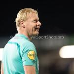 19-01-2018: Voetbal: Almere City FC v NEC: Almere Kevin Blom (Scheidsrechter) Jupiler League 2017 / 2018