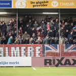19-01-2018: Voetbal: Almere City FC v NEC: Almere Supporters Almere City FC Jupiler League 2017 / 2018