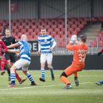 20-01-2018: Voetbal: Almere City FC O17 v De Graafschap O17: Almere Francis Tawiah (Almere City FC O17)