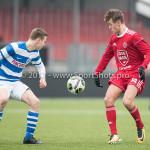 20-01-2018: Voetbal: Almere City FC O17 v De Graafschap O17: Almere Noel Hendriks (Almere City FC O17)