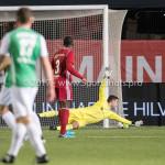 02-02-2018: Voetbal: Almere City FC v FC Dordrecht: Almere goalkeeper Chiel Kramer (Almere City FC) Jupiler League 2017 / 2018