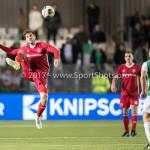 02-02-2018: Voetbal: Almere City FC v FC Dordrecht: Almere Javier Vet (Almere City FC) Jupiler League 2017 / 2018
