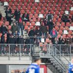 23-02-2018: Voetbal: MVV Maastricht v Almere City FC: Maastricht Supporters Jupiler League 2017 / 2018