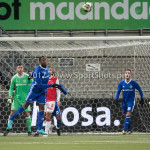 23-02-2018: Voetbal: MVV Maastricht v Almere City FC: Maastricht Calvin Mac Intosch (Almere City FC) Jupiler League 2017 / 2018