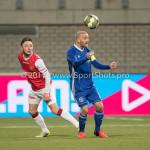 23-02-2018: Voetbal: MVV Maastricht v Almere City FC: Maastricht Kees van Buuren (Almere City FC) Jupiler League 2017 / 2018