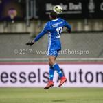 23-02-2018: Voetbal: MVV Maastricht v Almere City FC: Maastricht Arsenio Valpoort (Almere City FC) Jupiler League 2017 / 2018