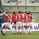 23-02-2018: Voetbal: MVV Maastricht v Almere City FC: Maastricht MVV celebrating 1-0 Jupiler League 2017 / 2018