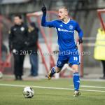 23-02-2018: Voetbal: MVV Maastricht v Almere City FC: Maastricht Silvester van de Water (Almere City FC) Jupiler League 2017 / 2018