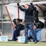 23-02-2018: Voetbal: MVV Maastricht v Almere City FC: Maastricht Ron Elsen - Trainer (MVV) Celebrating 2-0 Jupiler League 2017 / 2018
