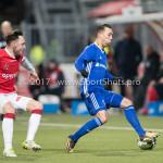 23-02-2018: Voetbal: MVV Maastricht v Almere City FC: Maastricht Gaston Salasiwa (Almere City FC) Jupiler League 2017 / 2018