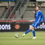23-02-2018: Voetbal: MVV Maastricht v Almere City FC: Maastricht Javier Vet (Almere City FC) Jupiler League 2017 / 2018