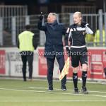 23-02-2018: Voetbal: MVV Maastricht v Almere City FC: Maastricht Jack de Gier - Technisch manager/Hoofdtrainer (Almere City FC) Jupiler League 2017 / 2018