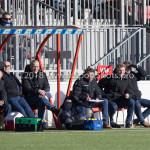 24-02-2018: Voetbal: Jong Almere City v Quick Boys: Almere Gert Aandewiel - Hoofdtrainer (Quick Boys) 3de divisie zaterdag 2017 / 2018