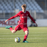 24-02-2018: Voetbal: Jong Almere City v Quick Boys: Almere Julian Nak (Jong Almere City FC) 3de divisie zaterdag 2017 / 2018