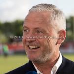10-05-2018: Voetbal: Almere City FC v Roda JC: Almere Jack de Gier - Technisch manager/Hoofdtrainer (Almere City FC) Jupiler League halve finale play-offs 2017 / 2018