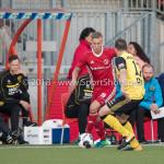 10-05-2018: Voetbal: Almere City FC v Roda JC: Almere (L-R) Silvester van de Water (Almere City FC), Jannes Vansteenkiste (Roda JC) Jupiler League halve finale play-offs 2017 / 2018