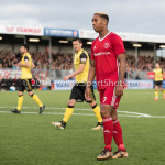 10-05-2018: Voetbal: Almere City FC v Roda JC: Almere Sherjill Mac-Donalds (Jong Almere City FC) Jupiler League halve finale play-offs 2017 / 2018