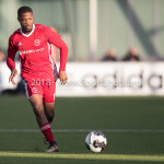 10-05-2018: Voetbal: Almere City FC v Roda JC: Almere Jerge Hoefdraad (Almere City FC) Jupiler League halve finale play-offs 2017 / 2018