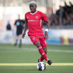 10-05-2018: Voetbal: Almere City FC v Roda JC: Almere Leeroy Owusu (Almere City FC) Jupiler League halve finale play-offs 2017 / 2018