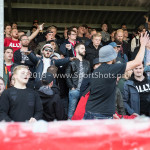 10-05-2018: Voetbal: Almere City FC v Roda JC: Almere Supporters Jupiler League halve finale play-offs 2017 / 2018