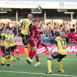 10-05-2018: Voetbal: Almere City FC v Roda JC: Almere Damon Mirani (Almere City FC) Jupiler League halve finale play-offs 2017 / 2018