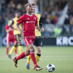 10-05-2018: Voetbal: Almere City FC v Roda JC: Almere Sherjill Mac-Donalds (Almere City FC) Jupiler League halve finale play-offs 2017 / 2018