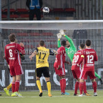 10-05-2018: Voetbal: Almere City FC v Roda JC: Almere goalkeeper Chiel Kramer (Almere City FC) Jupiler League halve finale play-offs 2017 / 2018