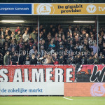 10-05-2018: Voetbal: Almere City FC v Roda JC: Almere Supporters Almere City FC Jupiler League halve finale play-offs 2017 / 2018