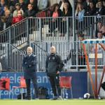 10-05-2018: Voetbal: Almere City FC v Roda JC: Almere /k Jack de Gier - Technisch manager/Hoofdtrainer (Almere City FC), Marco Heering - Assistent trainer (Almere City FC) Jupiler League halve finale play-offs 2017 / 2018