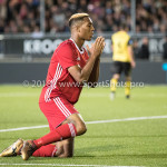 10-05-2018: Voetbal: Almere City FC v Roda JC: Almere Sherjill Mac-Donalds (Almere City FC),Jupiler League halve finale play-offs 2017 / 2018