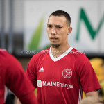 13-05-2018: Voetbal: Roda JC v Almere City FC: Kerkrade Gaston Salasiwa (Almere City FC) Jupiler League halve finale play-offs 2017 / 2018