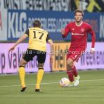 13-05-2018: Voetbal: Roda JC v Almere City FC: Kerkrade (L-R) Jannes Vansteenkiste (Roda JC)m Javier Vet (Almere City FC) Jupiler League halve finale play-offs 2017 / 2018