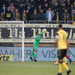 13-05-2018: Voetbal: Roda JC v Almere City FC: Kerkrade goalkeeper Chiel Kramer (Almere City FC) Jupiler League halve finale play-offs 2017 / 2018