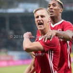 13-05-2018: Voetbal: Roda JC v Almere City FC: Kerkrade Silvester van de Water (Almere City FC) 0--1 Jupiler League halve finale play-offs 2017 / 2018