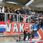13-05-2018: Voetbal: Roda JC v Almere City FC: Kerkrade Supporters Almere City FC 0-1 Jupiler League halve finale play-offs 2017 / 2018