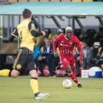 13-05-2018: Voetbal: Roda JC v Almere City FC: Kerkrade Leeroy Owusu (Almere City FC) Jupiler League halve finale play-offs 2017 / 2018