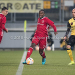 13-05-2018: Voetbal: Roda JC v Almere City FC: Kerkrade Calvin Mac Intosch (Almere City FC) Jupiler League halve finale play-offs 2017 / 2018