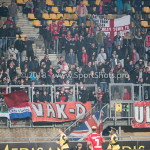 13-05-2018: Voetbal: Roda JC v Almere City FC: Kerkrade Supporters Almere City FC Jupiler League halve finale play-offs 2017 / 2018