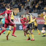 13-05-2018: Voetbal: Roda JC v Almere City FC: Kerkrade Nicky van Hilten (Almere City FC) Jupiler League halve finale play-offs 2017 / 2018