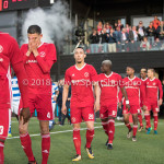 17-05-2018: Voetbal: Almere City FC v De Graafschap: Almere Gaston Salasiwa (Almere City FC) Jupiler League finale play-offs 2017 / 2018