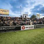 17-05-2018: Voetbal: Almere City FC v De Graafschap: Almere Extra tribune Almere City FC Jupiler League finale play-offs 2017 / 2018